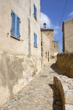 Sant Antonino, Corse, France images libres de droits