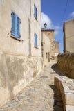 Sant Antonino, Korsika, Frankreich Lizenzfreie Stockbilder
