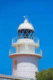 Sant Antonio Cape Lighthouse in Javea Denia Spain Royalty Free Stock Images