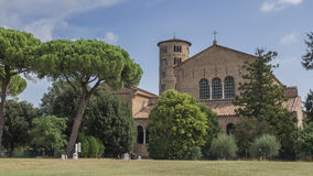Sant'Apollinare in Classe royalty free stock photos