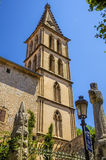 Sant Bartomeu church Royalty Free Stock Image