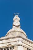 Sant Bartomeu i Santa Tecla church at Sitges, Spain Royalty Free Stock Photo