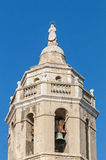 Sant Bartomeu i Santa Tecla in Sitges, Spain Stock Photo