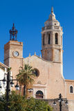 Sant Bartomeu and Santa Tecla Royalty Free Stock Photography