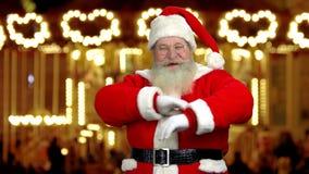 Sant Claus, gesto de comercialización metrajes
