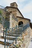 Sant Climent de Pal l'andorre photographie stock