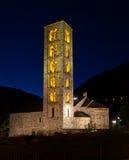 Sant Climent de Taull, Katalonien, Spanien Stockfotos