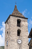 Sant Corneli y Sant Cebria at Ordino, Andorra Royalty Free Stock Image