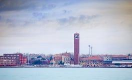 Sant Elena in Venice Royalty Free Stock Image