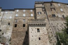 Sant`Elpidio a Mare Marches, Italy Royalty Free Stock Photo
