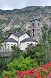 Sant Esteve kyrka Royaltyfri Foto