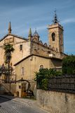 Sant Feliu church Stock Image