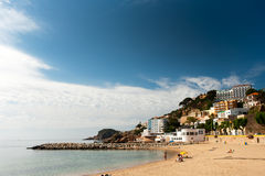 Sant Feliu de Gauxols Royalty Free Stock Photos