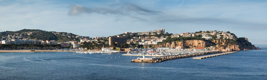 Sant Feliu de Guixols Royalty Free Stock Photos