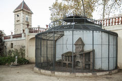 Sant Feliu de Llobregat, Catalonia, Spanien royaltyfria foton