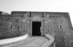 Sant Ferran Castle in Figueres Stock Images