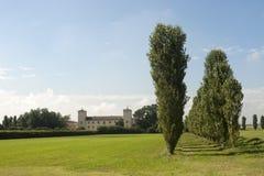 Sant'Ilario (Italy) - Historic building Royalty Free Stock Photo