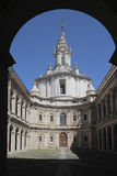 Sant'Ivo alla Sapienza Stock Photography