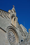 Sant Jaume church in Alcudia Royalty Free Stock Photos
