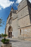 Sant Jaume church in Alcudia Royalty Free Stock Photo