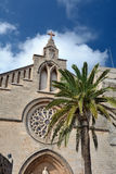 Sant Jaume church in Alcudia Stock Photography