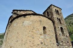 Sant Joan de Caselles church Royalty Free Stock Images