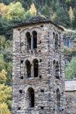 Sant Joan de Caselles dans Canillo, Andorre Images stock