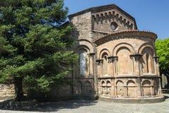 Sant Joan de Les Abadesses (Spanien) lizenzfreies stockbild