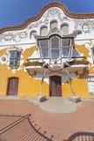 Sant Joan Despi,Catalonia,Spain. Architecture, modernist style, Can Negre, by Josep Maria Jujol Gibert. Sant Joan Despi, Province Barcelona, Catalonia stock photos