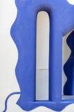 Sant Joan Despi,Catalonia,Spain. Architecture, modernist style, Torre de la Creu or Torre Dels Ous, by Josep Maria Jujol Gibert. Artistic detail entrance. Sant royalty free stock photo