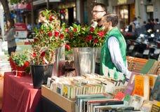 Sant Jordi в Барселоне стоковое фото