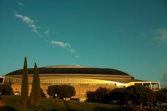 Sant Jordi Palace. Olimpic Barcelona Stock Photos