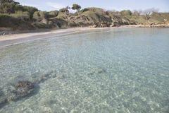Sant Juan Beach; Alcudia; Maiorca Immagini Stock