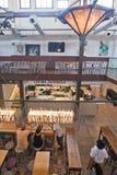 Sant Juan Market interior Stock Photography