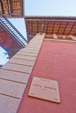 Sant Juan rynku powierzchowność Obrazy Royalty Free