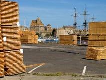 Sant-Malo lizenzfreie stockfotos
