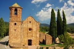 Sant Martí del Bull church Stock Image