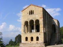 Sant Mary della chiesa del Naranco immagine stock libera da diritti