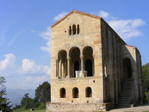 Sant Mary von Narancos Kirche Lizenzfreies Stockbild