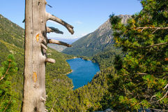Sant Maurici Lake Stock Photography