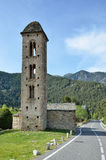 Sant Miguel d'Engolasters church Royalty Free Stock Photos