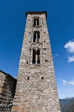 Sant Miquel church at Engolasters, Andorra Royalty Free Stock Photos