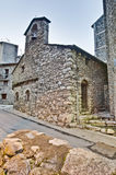 Sant Miquel de la Mosquera at Encamp, Andorra Stock Photos