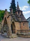 Sant Miquel de la Roqueta Ripoll Royaltyfri Fotografi