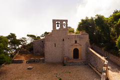 Sant'Orsola Chuch, Erice Royalty Free Stock Image