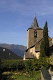 Sant Peir church, Betlan, Aran Valley  Lleida province,Pyrenees, Catalonia, Spain Stock Image