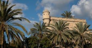 Sant Pere Bastion in Palma de Mallorca Lizenzfreie Stockbilder