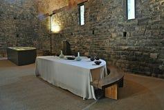 Sant Pere de Casserres Стоковое Изображение