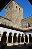 Sant pere de casserres Royalty Free Stock Photos