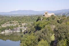 Sant Pere de Casserres Stock Photography
